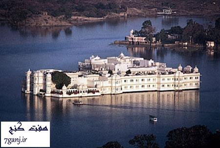 هتل اوبروی اودویلا، هند - برترين هتل ها شناور جهان