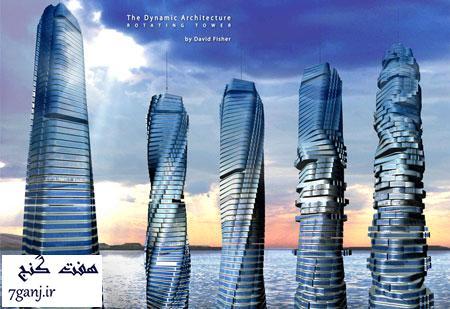 هتل برج دوار و معلق دبی، امارات