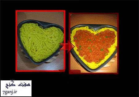 دستور کیک ماکارونی