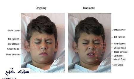 نرم افزار تشخيص ميزان درد از روي چهره