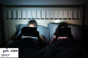 اثرات مخرب تكنولوژي بر زندگي زناشويي