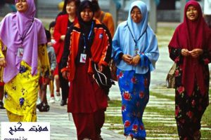 زنان مالزي
