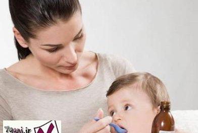 علل بروز اسهال در شیرخواران و کودکان