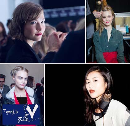 ماسك هاي زيبايي مشهورترين مدل هاي جهان