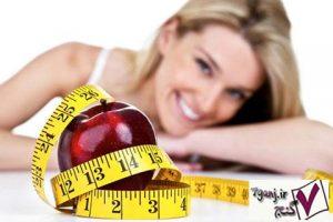 توصيه هاي كاهش وزن سريع