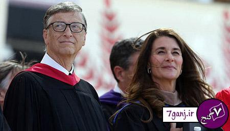 بیل و میلیندا گیتس/ ثروتمندترين زوج جهان