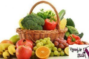 روش نگهداری میوه ها و سبزیجات