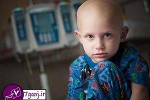 سرطان در كودكان