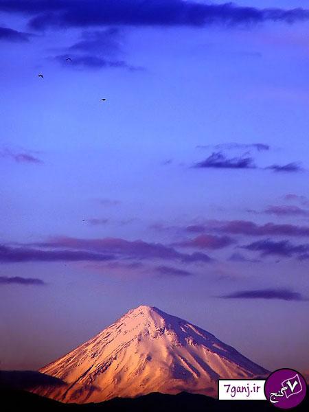 همه چیز درباره قله دماوند