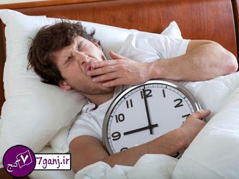 خواب زياد
