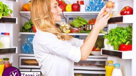 مواد غذايي كه نبايد در يخچال نگهداري شوند