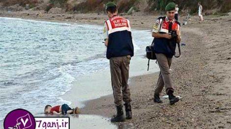 تصویری که دل مردم جهان را به درد آورد