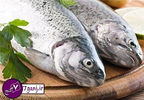 رابطه مصرف ماهي و ابتلا به افسردگي