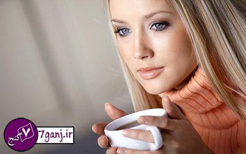 نوشيدن قهوه