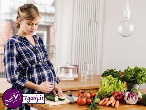 تغذيه در بارداري