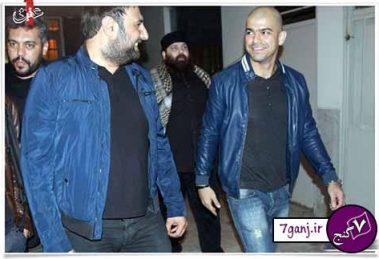 يوسف كرمي و محمد عليزاده در شب عاشورا