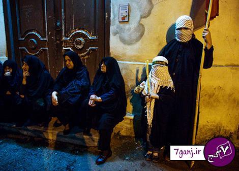 دسته زنان در گيلان