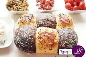نان رژيمي