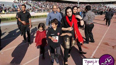 همسر و فرزندان هادي نوروزي