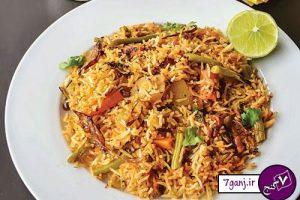 روشهای کاهش کالری برنج