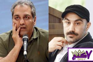محسن تنابنده - مهران مدیری