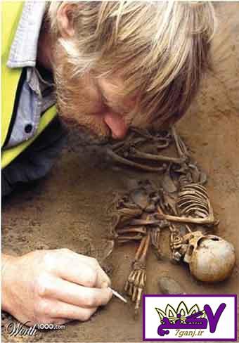 ماجرای کشف اجساد غول پیکر عاد و ثمود در عربستان
