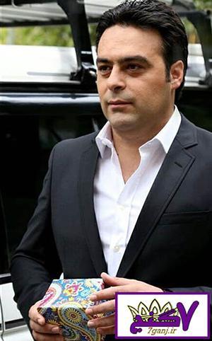 پسر ناصر حجازی در نقش همسر نیکی کریمی