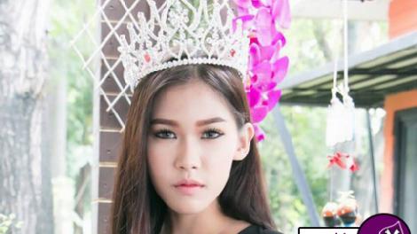 عکس ملکه زیبایی تایلند