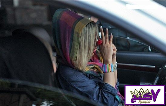عکس مبارزه با بد حجابی