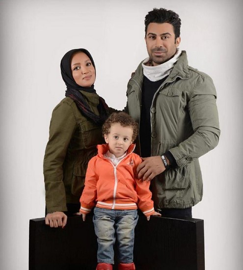 عکس های جدید روناک یونسی با همسرش