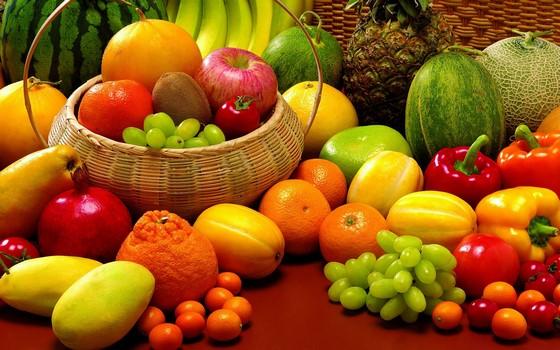 عکس با کیفیت میوه ها