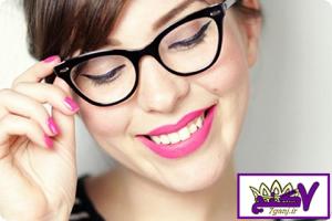 نکات آرایش برای خانم های عینکی