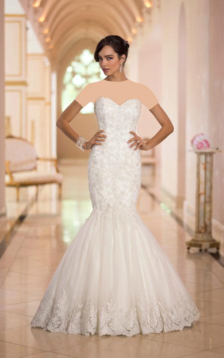 لباس عروس 2016