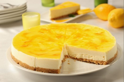 چیز کیک لیمو