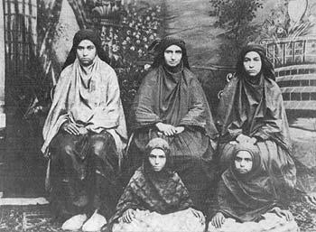 زنان قدیمی ایرانی
