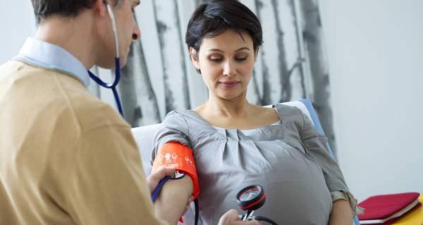 فشار خون بارداری
