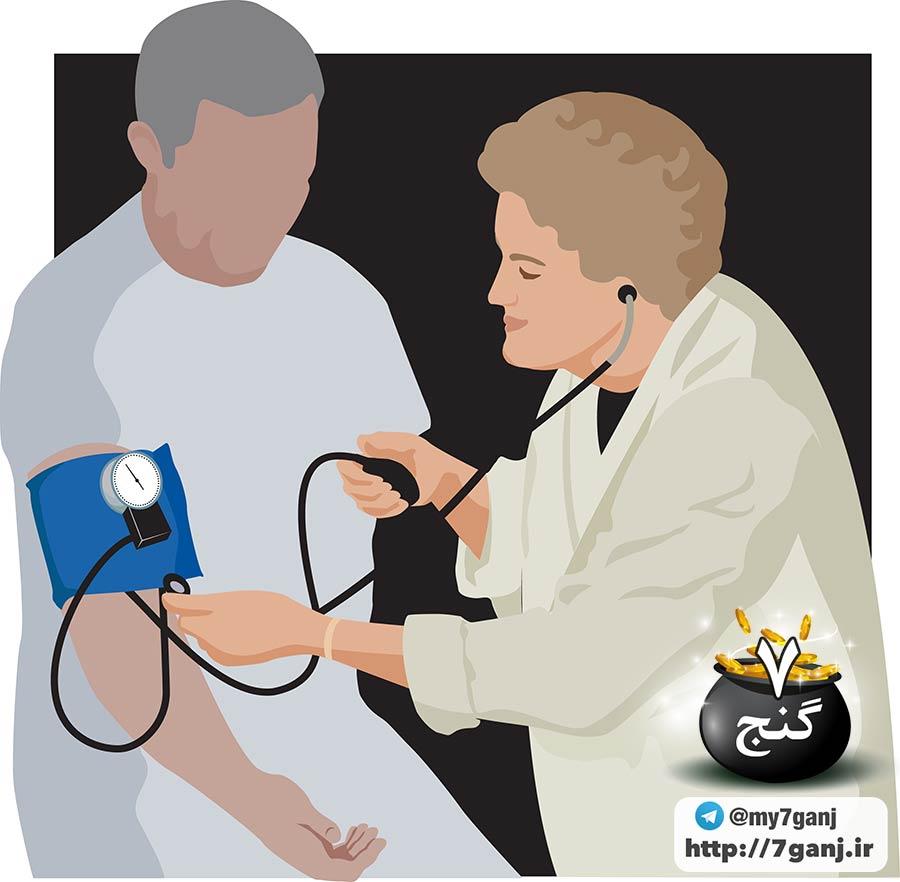 چکاپ فشار خون