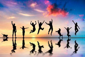10 راهکار برای افزایش شادی