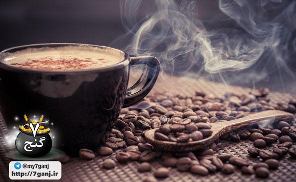 کافئین در قهوه