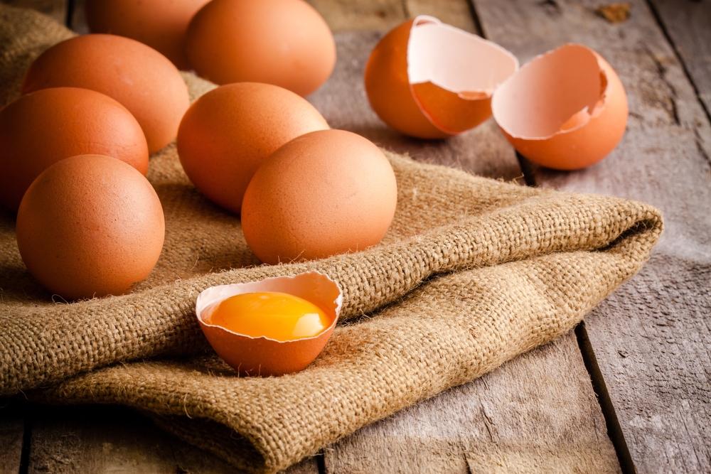 برای سلامت چشم تخم مرغ بخورید