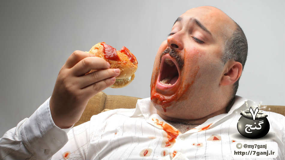 چگونه غذا بخوریم و لاغر شویم؟