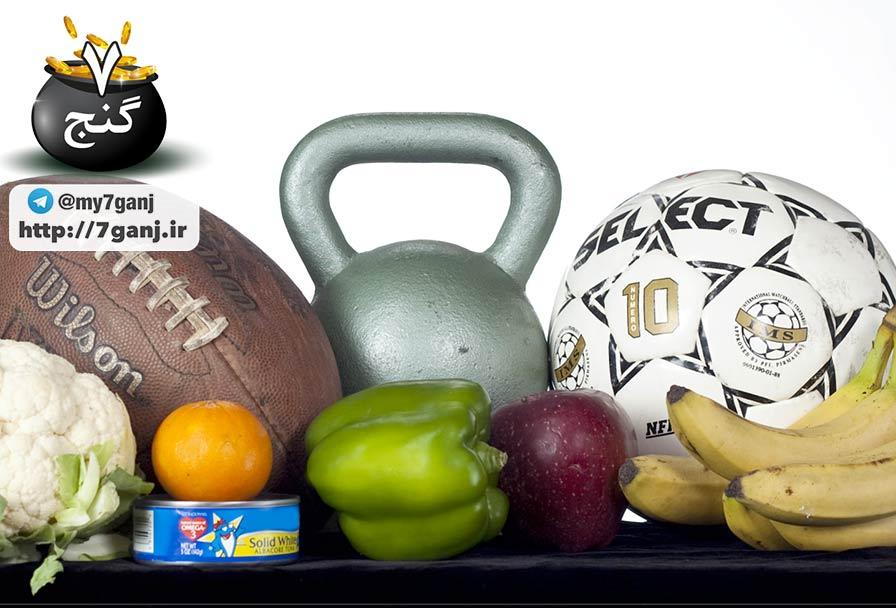 تغذیه ورزشکار