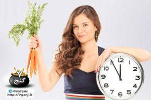 شیوه های زندگی سالم برای حفظ وزن تان چیست؟