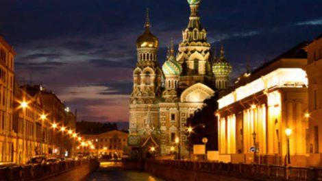 سه تا از مکان های توریستی در روسیه