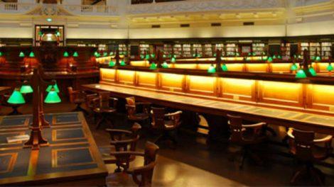 پنج کتابخانه برتر دنیا