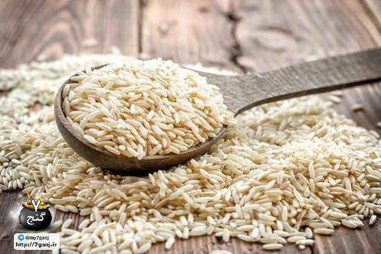 اثرات و خواص تغذیه ای برنج