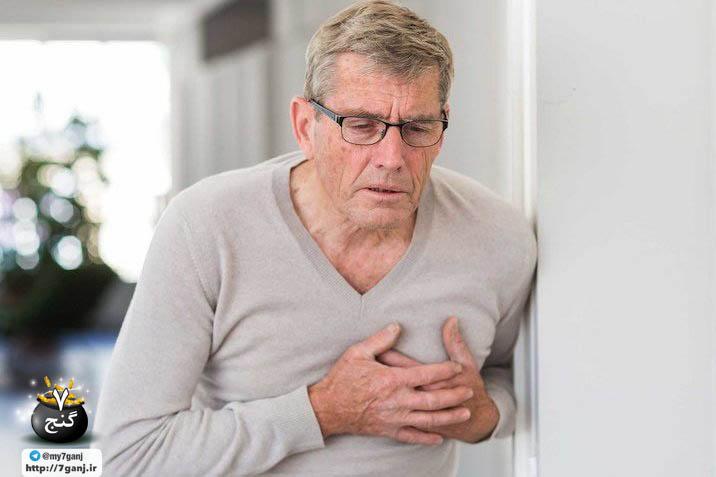 علائم و نشانه های حمله قلبی