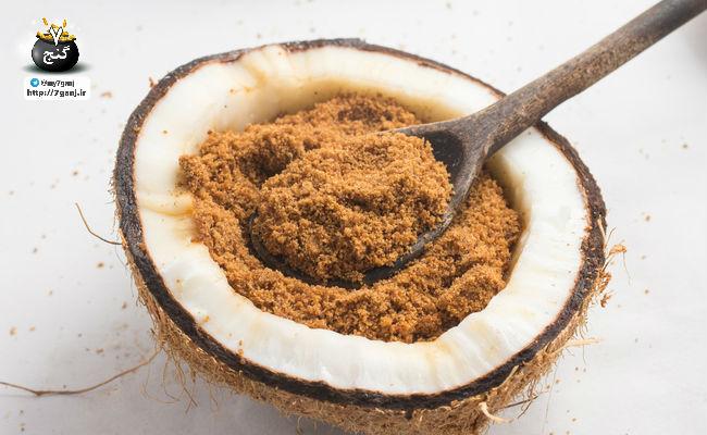 آیا شکر نارگیل از شکر معمولی سالم تر است؟