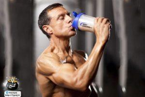 عضله سازی و خواب