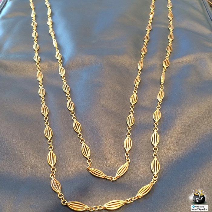 جواهرات و لباس مشکی